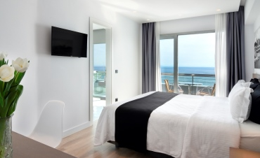 PANORAMIC DOUBLE SEA VIEW ROOM