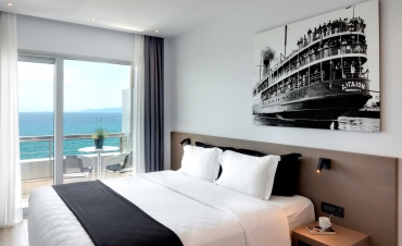 DOUBLE SEA VIEW ROOM