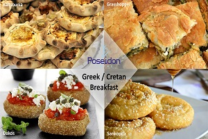 Greek, Cretan Breakfast